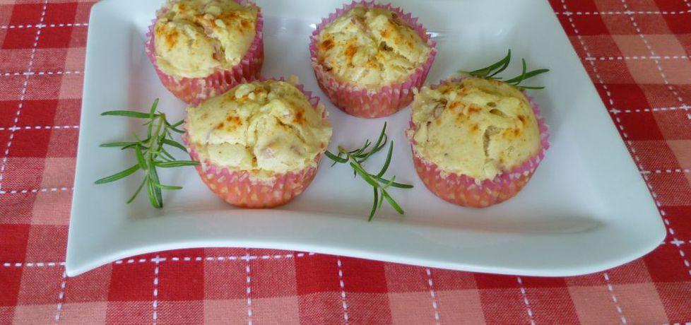 Muffinki z serem i parówkami (autor: krystyna32)