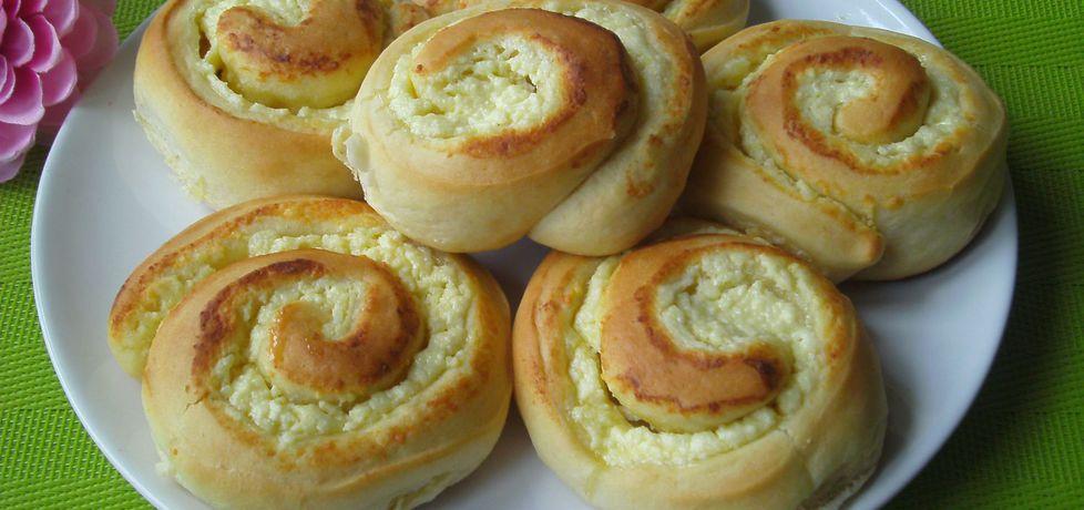 Drożdżowe ślimaki z serem (autor: katarzyna59)