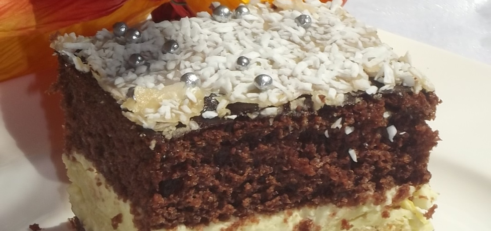 Ciasto 2 smaki (autor: izabela29)