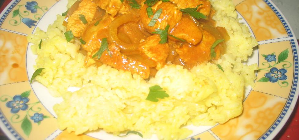 Kurczak tikka masala (autor: berys18)