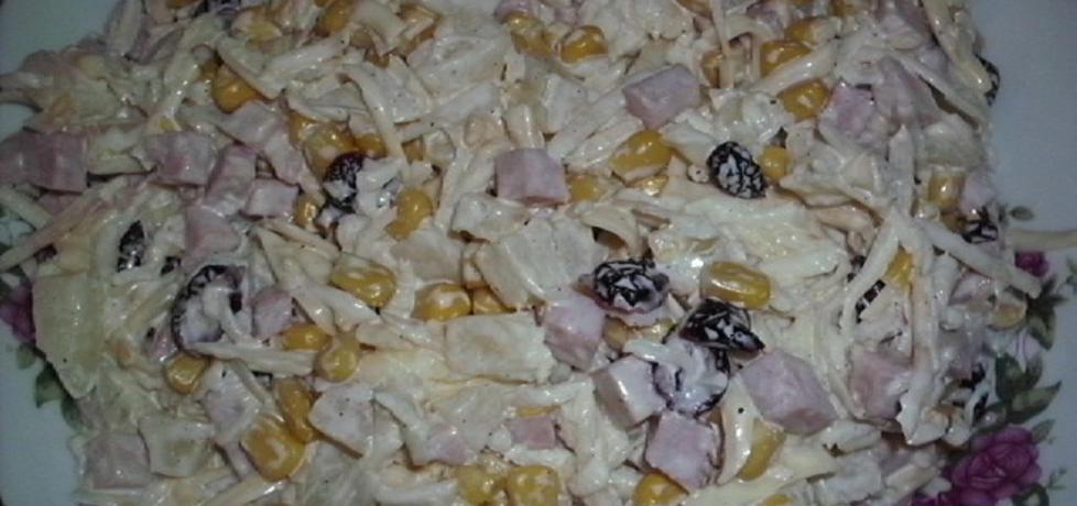 Sałatka z selerem konserwowym (autor: renataj)