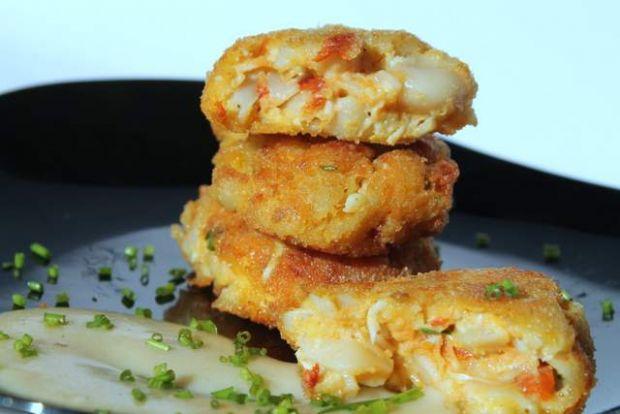 Przepis  wegetariańskie kotleciki z makaronem przepis