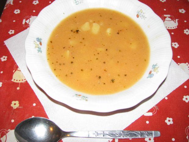 Przepis  zupa ogonowa z ziemniakami przepis