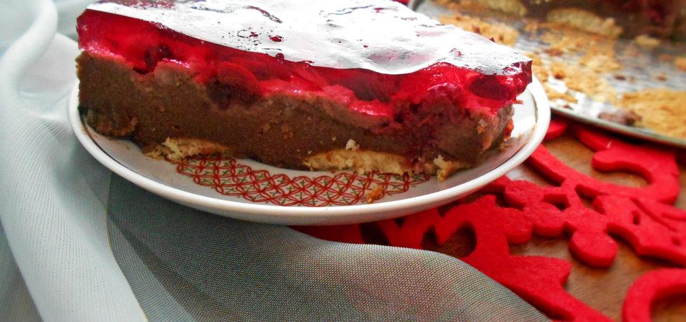 Ciasto z kaszy manny,bez pieczenia (autor: ewa