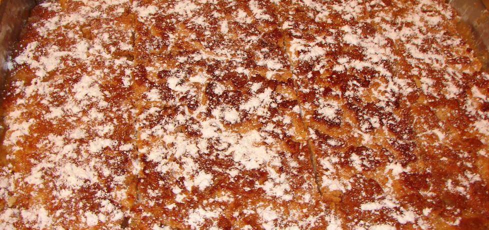 Ciasto kruche z jabłkiem i galaretką (autor: motorek ...