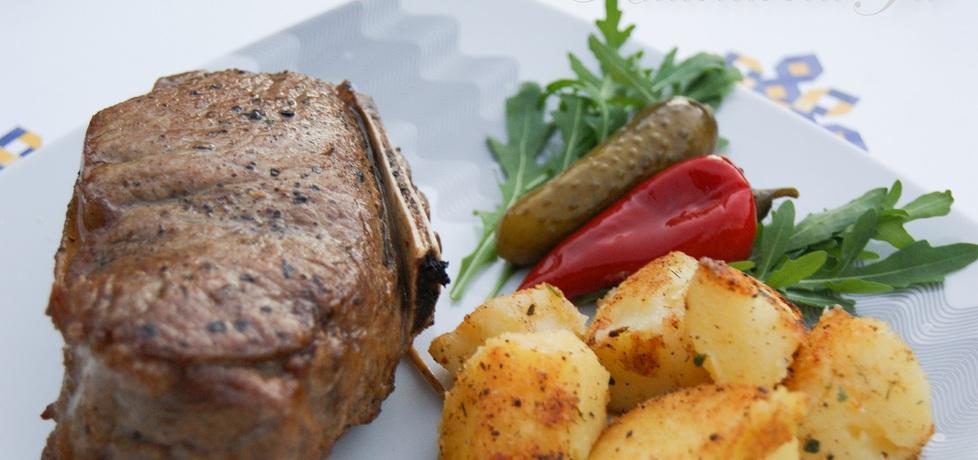 Stek z rostbefu (autor: kulinarna-ja)