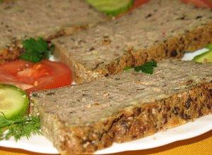 Pate z wątróbki i anchois  prosty przepis i składniki
