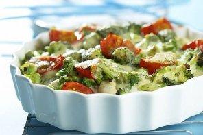 Zapiekanka warzywno-rybna  prosty przepis i składniki
