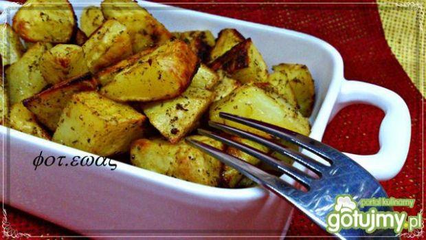Przepis  ziołowe pieczone ziemniaki przepis