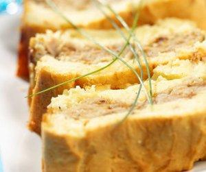 Babka ziemniaczana z mięsem  prosty przepis i składniki