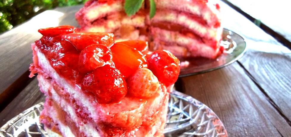 Letni pudding (summer pudding) (autor: caralajna)