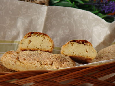 Pieczone paluszki ziemniaczane