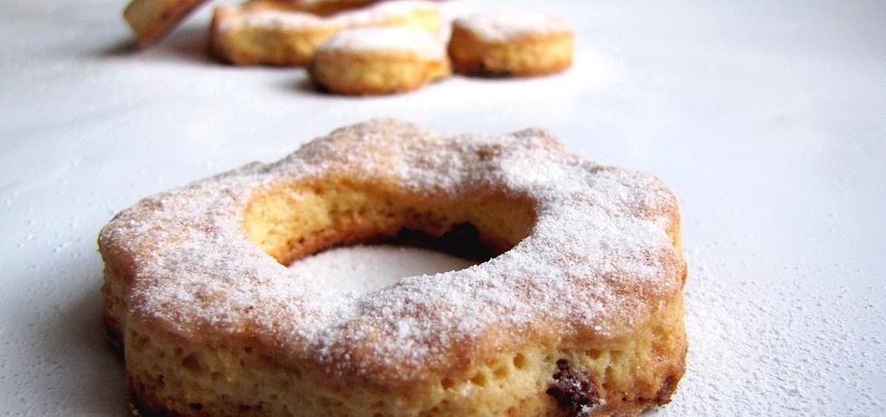 Ciasteczka serowe z bakaliami (autor: luna19)