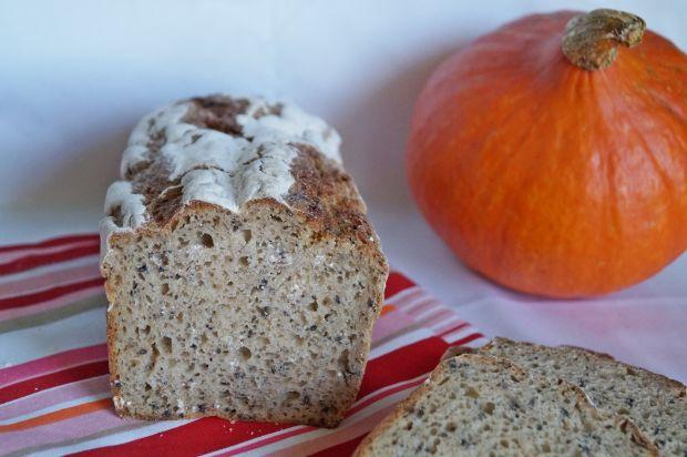 Przepis  chleb wieloziarnisty z dynią przepis
