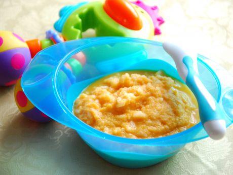 Przepis  pomidorowa z ryżem  po 8 miesiącu przepis