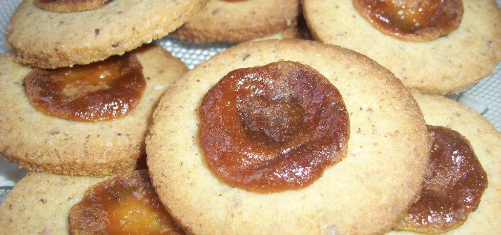 Ciasteczka z marcepanem (autor: misia53)