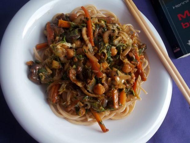 Przepis  pikantna potrawka warzywna przepis