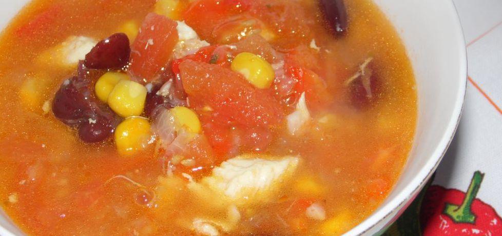 Zupa chili con carne (autor: anka1988)