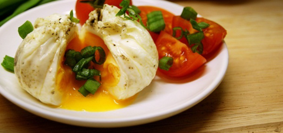 Jajka gotowane w folii (autor: apm)