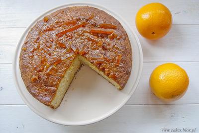Ciasto pomarńczowe