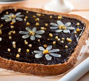 Mazurek czekoladowy  prosty przepis i składniki