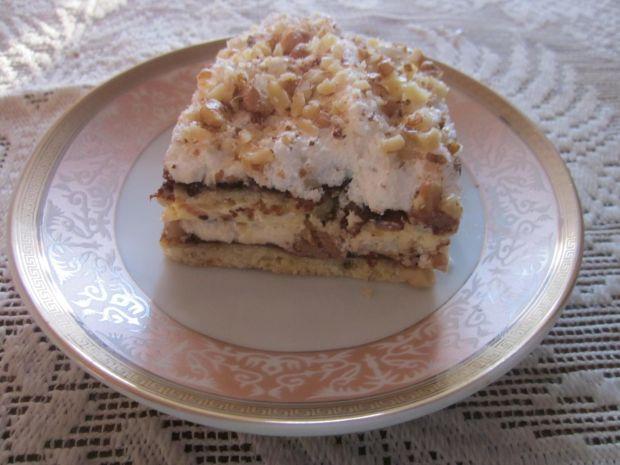 Przepis  ciasto z orzechami przepis