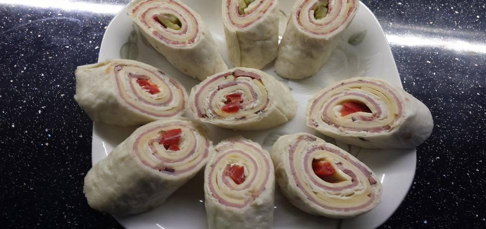 Ślimaki z tortilli (autor: edytazaw89wp)