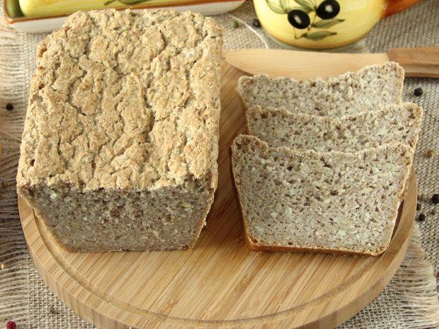 Przepis  chleb bezglutenowy przepis