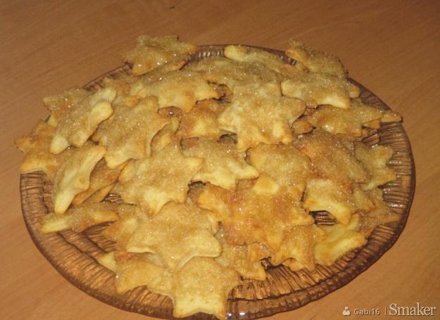 Ciasteczka  trzy składnikowe