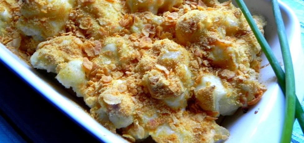 Kalafior zapiekany w mozzarelli (autor: szczotkaodkija ...