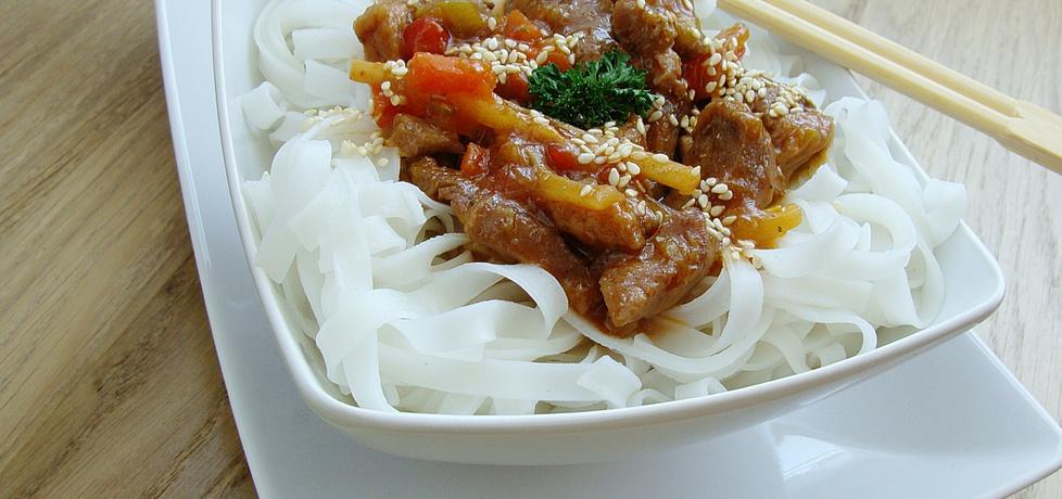 Wieprzowina po chińsku z sezamem (autor: 2milutka ...
