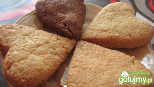 Przepis  apetyczne ciasteczka z kaszy manny przepis