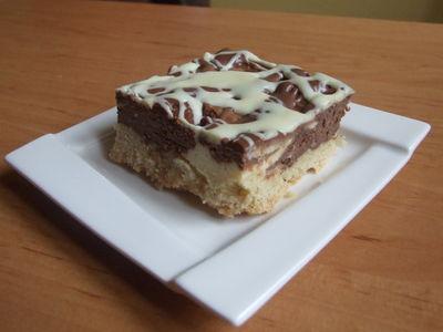 Sernik czekoladowo