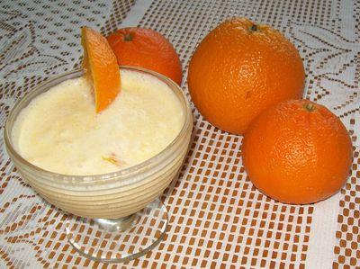 Shake pomarańczowy