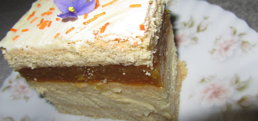 Ciasto serowo-jabłkowe (autor: mar3sta)