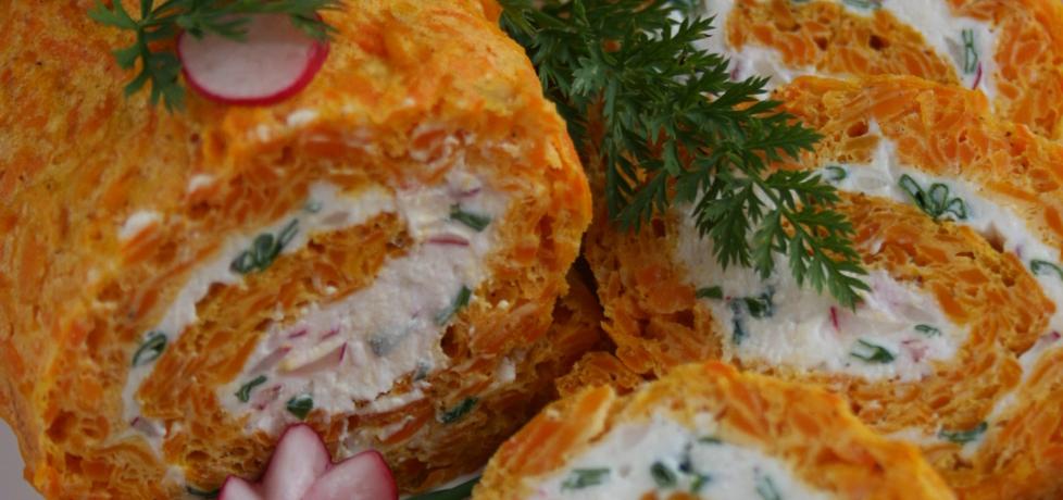 Rolada marchewkowa (autor: skotka)
