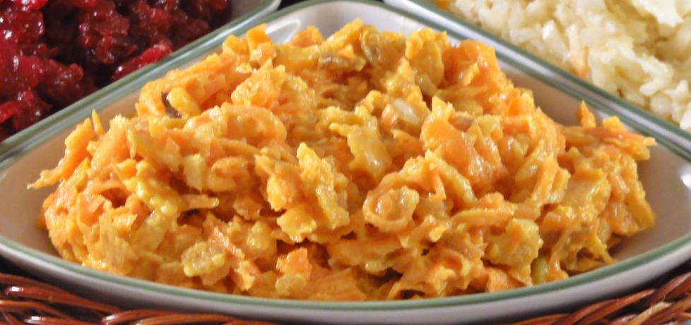 Surówka z marchewki do obiadu (autor: ilonaalbertos ...