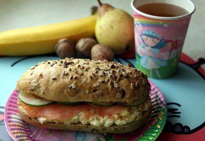 Szkolne śniadanie
