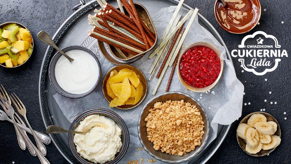 Sylwestrowy deser pawła małeckiego