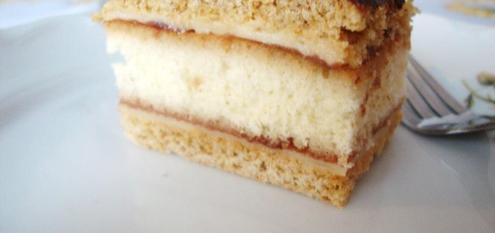 Ciasto królewskie / królewiec (autor: slodkieniebo)