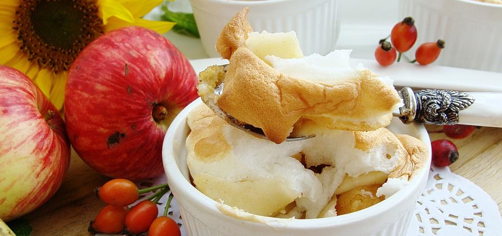 Jabłka pieczone pod cytrynową bezą (autor: 2milutka ...