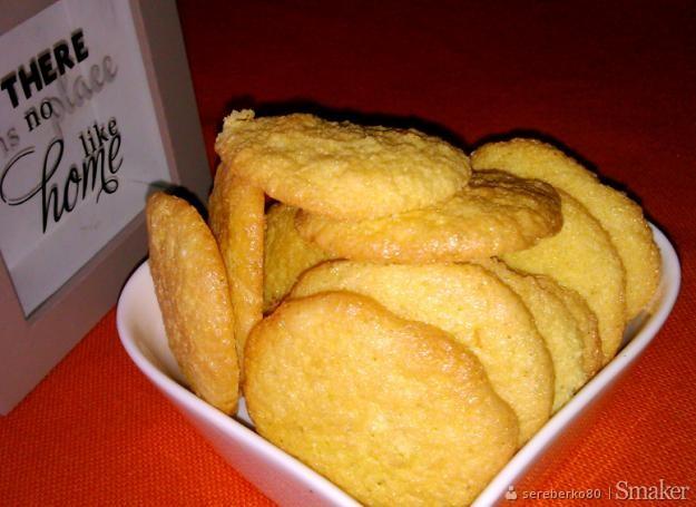 Ciasteczka biszkoptowe