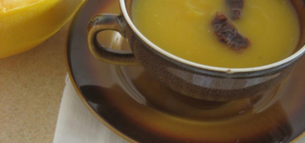 Zupa dyniowo – pomidorowa (autor: anemon)