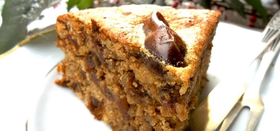 Ciasto daktylowo orzechowe (djamilah) (autor: caralajna ...