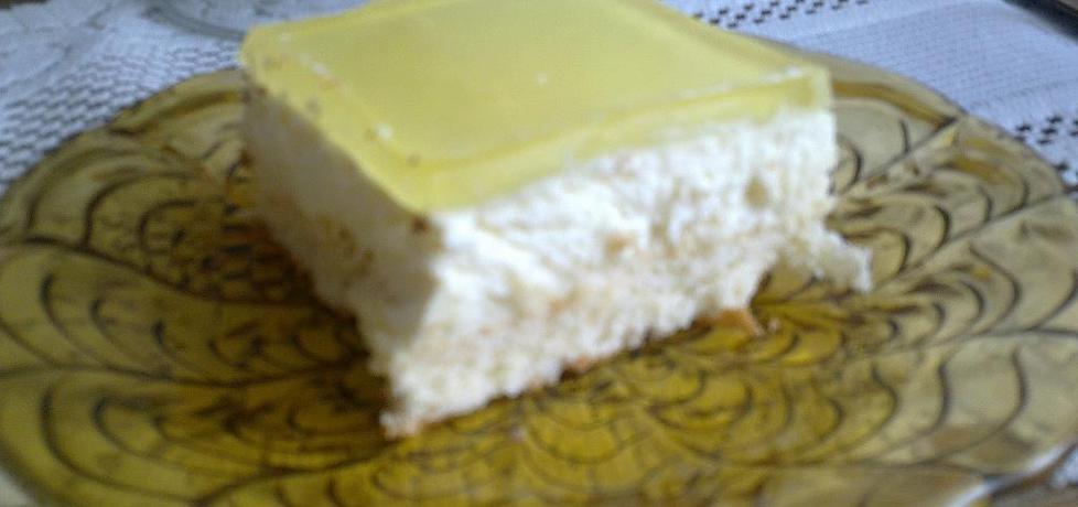 Lekkie ciasto cytrynka (autor: ania67)