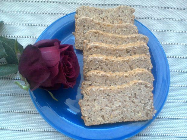 Przepis  bezglutenowy chleb bez mąki przepis