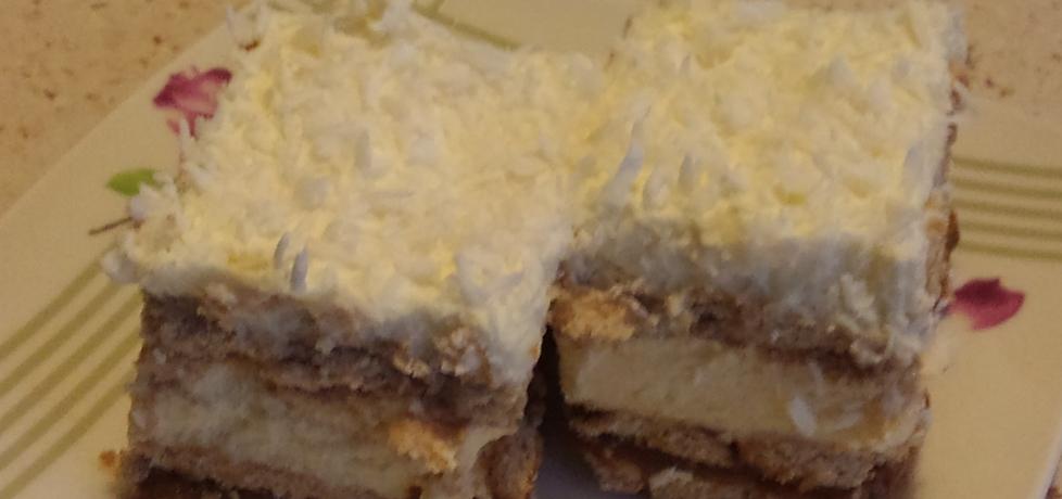 Ciasto rafaello (autor: onyzakare)