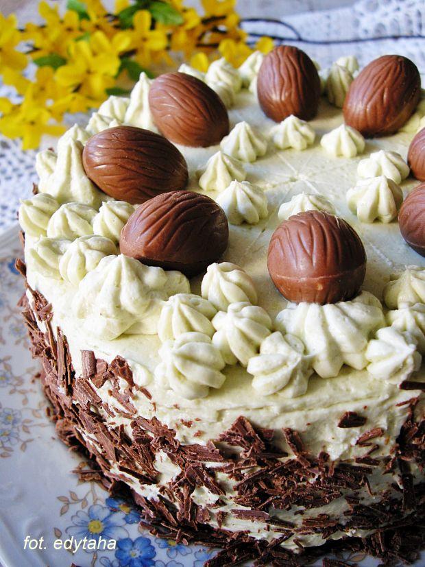 Przepis  tort wielkanocny przepis