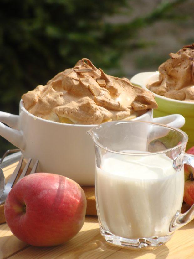Przepis  ryż z karmelizowanymi jabłkami przepis