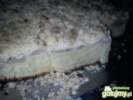 Jak przyrządzić: ciasto z jabłkami i kruszonką? gotujmy.pl